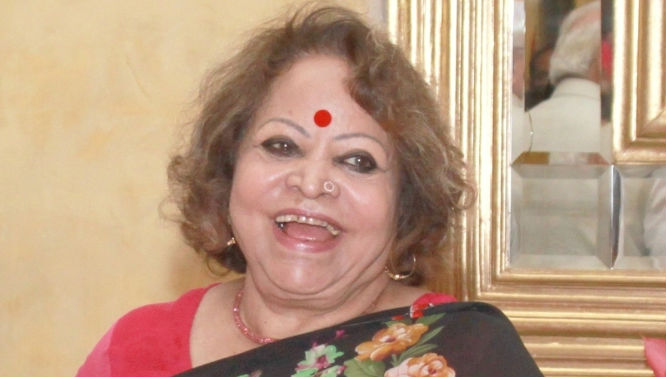 Salma Ansari Wife of Former Vice President Hamid Ansari to Build Temple in Madrasa