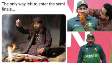 Ahead of Pakistan vs Bangladesh, Sarfaraz Ahmed Funny Memes Go Viral After PAK Left With Unrealistic Scenarios to Reach CWC 2019 Semi-Final