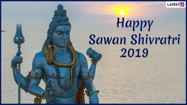Sawan Shivratri 2019 Date: Know Significance, Puja Vidhi and Muhurat of This Auspicious Day in Month of Shravan