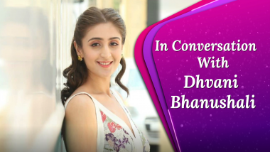 Dhvani Bhanushali on Love, Break-up and Fresh Start!