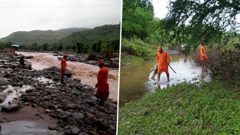 Tiware Dam Breach: Search Operation Enters Eighth Day in Ratnagiri, 20 Bodies Recovered