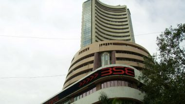 Sensex Crashes 700 Points in Late-Afternoon Trade; Nifty Below 11,000