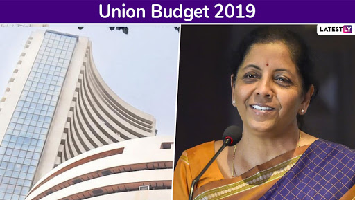Markets Dive On Budget 2019; Sensex Closes 400 Points Down At 39,513, Nifty 135 Points Lower At11,811
