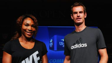 Serena Williams-Andy Murray vs Alexa Guarachi- Andreas Mies, Wimbledon 2019 Live Streaming & Match Time in IST: Get Telecast & Free Online Stream Details of Tennis Match in India
