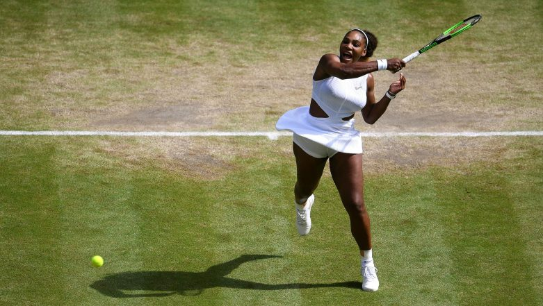 Wimbledon 2019 Women's Singles Final: Serena Williams One Step Closer to Winning Record-Equalling 24th Grand Slam and 8th Wimbledon Title