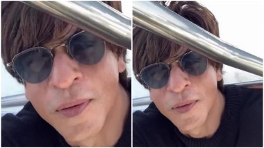 Shah Rukh Khan Returns From His Short and Sweet Maldivian Vacay and He is Already Missing It! (Watch Video)