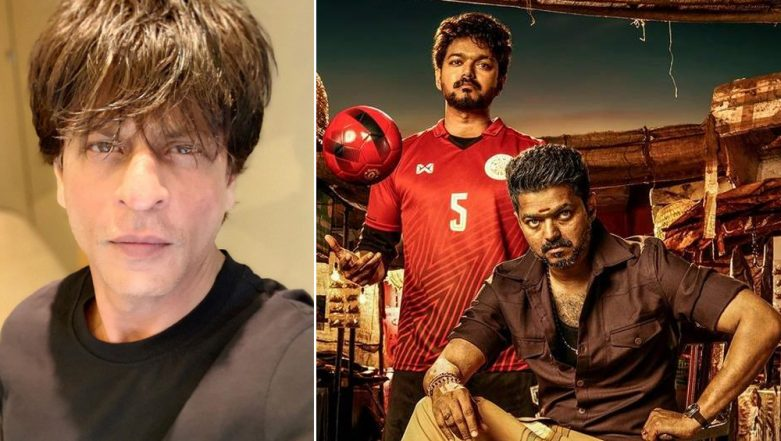 Bigil: Shah Rukh Khan and Vijay Are NOT Coming Together For The Atlee Directorial