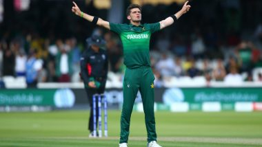 Shaheen Afridi, Fakhar Zaman Among Players to Feature in Euro T20 Slam Players Draft