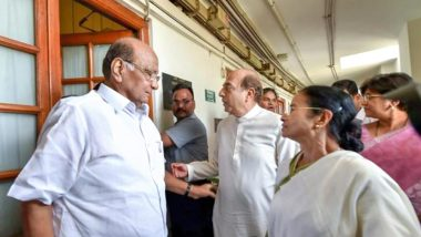 Election Commission of India to Issue Showcause Notice to NCP, TMC and CPI As Parties Risk Losing National Status Following Lok Sabha Elections 2019 Drubbing