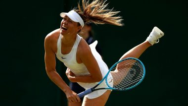 Maria Sharapova Unsure if She Will Be Back at Australian Open Next Year