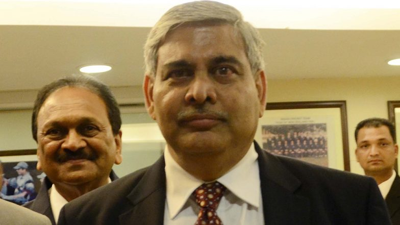 BCCI Questions Shashank Manohar's Position in Tax Battle With ICC
