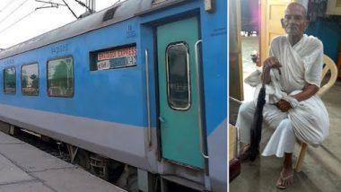 Shatabdi Express' 82-Year-Old Dhoti Kurta-Clad Passenger Denied Entry in Etawah Station