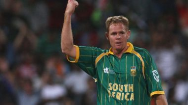 Happy Birthday, Shaun Pollock! From Bowling Off-Spin to Being a Teetotaller, Here Are Five Interesting Facts About the South African Great