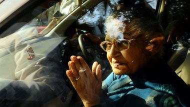 Sheila Dikshit Dies at 81: Journey of The Woman Who Became Congress Warhorse in Delhi