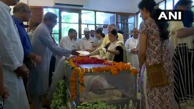 Sheila Dikshit Death: Ajay Maken, Haroon Yusuf Didn't Turn Up to Pay Tribute to Senior Congress Leader