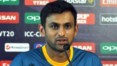 Shoaib Malik to Take Decision on International Retirement Around ICC T20 World Cup 2020