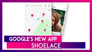 Shoelace: Google Releases New Social Networking App to 'Tie People Together'