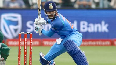 Shreyas Iyer Would Middle the Ball Even at the Age of 4, Says Dad Santosh
