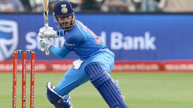 Shreyas Iyer Eager to Cement His Spot in Indian Team