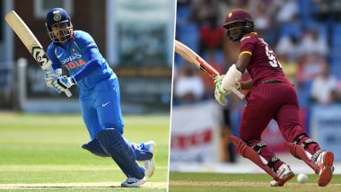 Live Cricket Streaming of India A vs West Indies A 2019 Unofficial 1st Test Match: Watch Free Telecast and Live Score of IND A vs WI A Game on 'Windies Cricket' YouTube