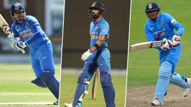 India vs West Indies 2019: With Eyes on Virat Kohli's Participation, Here's a List of Players Who Could Get a Chance in Team India Squad for Windies Tour