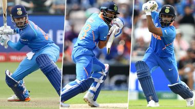 India vs West Indies T20 2019 Series: Shreyas Iyer to Rishabh Pant, These Indian Batsmen Are to Watch Out for on Windies Tour