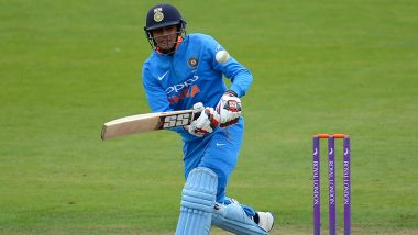 MSK Prasad Selects Manish Pandey Over Shubman Gill for India vs West Indies 2019; Netizens Slam Chief Selector for The Decision (Read Tweets)