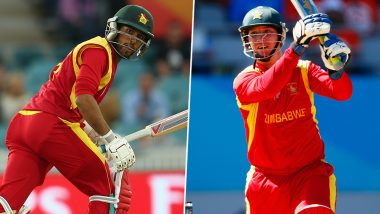 Zimbabwe Cricket Suspension by ICC: Sikandar Raza and Brendan Taylor Express Disappointment (Read Tweets)