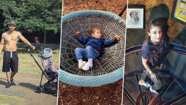Kunal Kemmu, Soha Ali Khan and Inaaya Naumi Kemmu's London Vacation Is Family Goals! View Pics