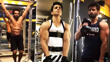 Sonu Sood Workout, Diet and Fitness: How the Bollywood Hunk Stays in Shape (Watch Videos)