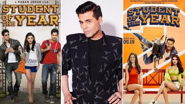 After Tiger Shroff's Student of The Year 2 Failure, Karan Johar To Turn The Franchise Into A Web Series?