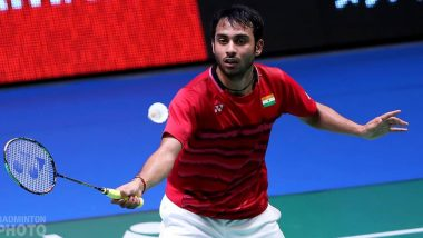 Thailand Open 2019: Sourabh Verma and Sai Uttejitha Advance to Main Draw of the BWF World Tour Super 500 Tournament