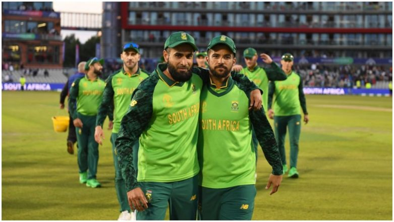 From Quinton de Kock's MS Dhoni Tribute to Saluting Imran Tahir and JP Duminy, Twitter Has a Field Day As South Africa Beat Australia in CWC 2019