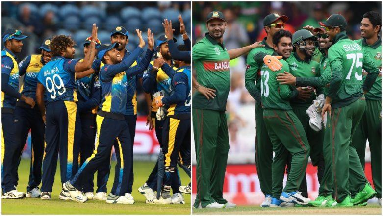 Live Cricket Streaming of Sri Lanka vs Bangladesh ODI Series 2019 on SonyLIV: Check Live Cricket Score, Watch Free Telecast of SL vs BAN 2nd ODI on Gazi TV and Online.