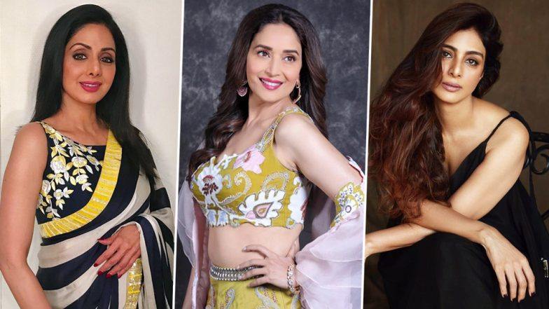 Did You Know Tabu was the First Choice for Madhuri Dixit's Role in Kalank Even Before Sridevi Was Approached for it?