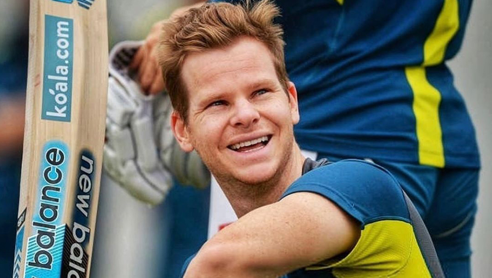 Big Bash League 2020: Sydney Sixers Sign Steve Smith for Upcoming BBL