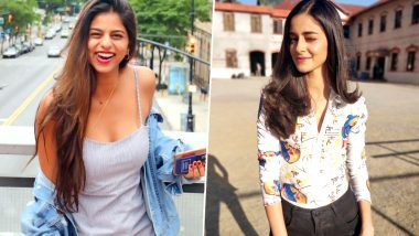 It's The Time To Disco For BFFs Ananya Panday and Suhana Khan! (Watch Leaked Video)