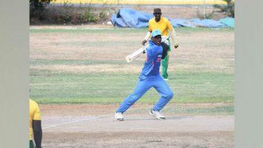 Blind Cricket T20I 2019: Team India Defeats Jamaica by 238 Runs