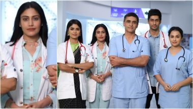 Sanjivani 2 First Look Unveiled on National Doctors' Day 2019: Surbhi Chandna as Dr Ishaani Is Making Us All Super Excited (View Pic)