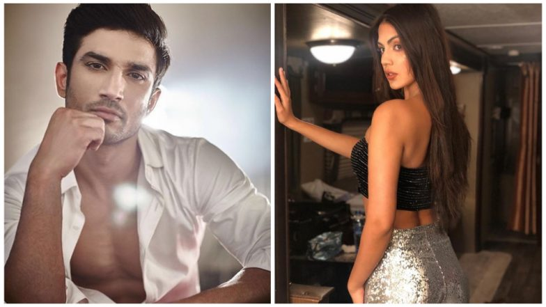 Here's What Sushant Singh Rajput Got For Rumoured Girlfriend Rhea Chakraborty On Her Birthday and it is Precious!