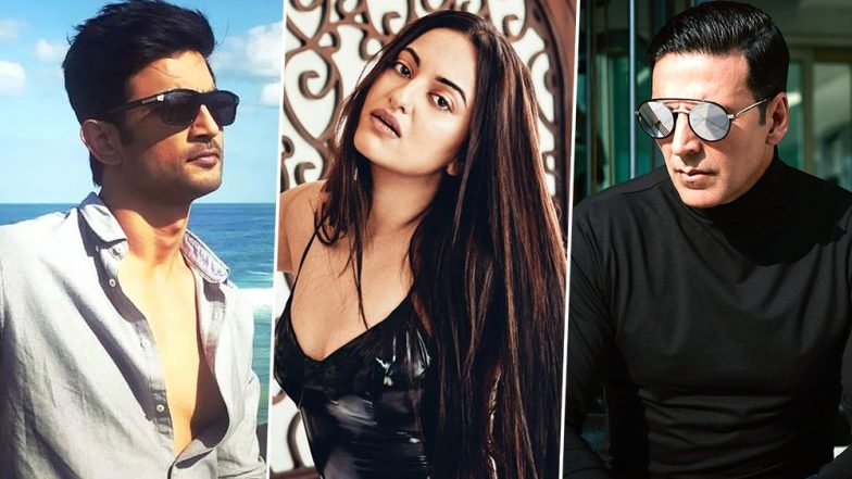 Sonakshi Sinha, Akshay Kumar and Sushant Singh Rajput Send Good Wishes to ISRO for Chandrayaan 2 Launch - Read Tweets