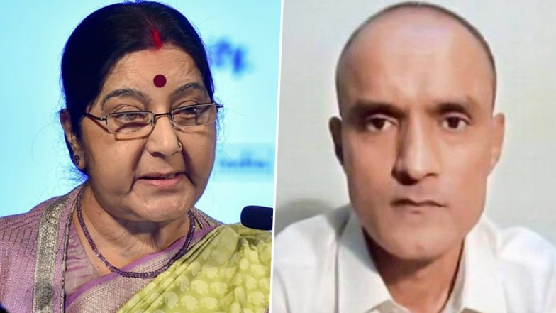Kulbhushan Jadhav Case: Sushma Swaraj Welcomes ICJ Verdict, Says 'It's A Great Victory For India'