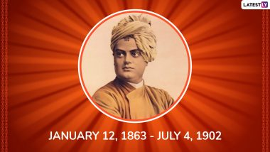 Swami Vivekananda's 117th Death Anniversary: Twitterati Pay Tributes to the Great Mind Who Continue to Inspire Generations