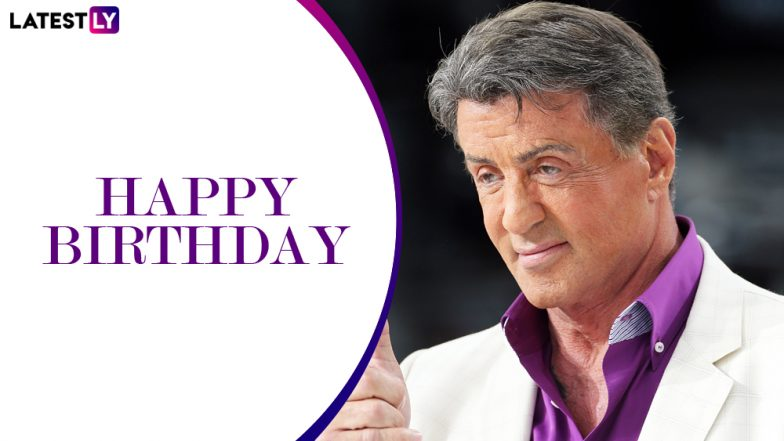 Sylvester Stallone Birthday Special: 7 Essential Sly Movies That No Hollywood Buff Should Miss!