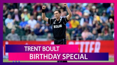 Happy Birthday Trent Boult: Lesser Known Facts About the New Zealand Cricketer