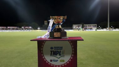 Tamil Nadu Premier League 2019 Schedule: TNPL Full Time Table with Fixtures, Dates, Match Timings and Venue Details