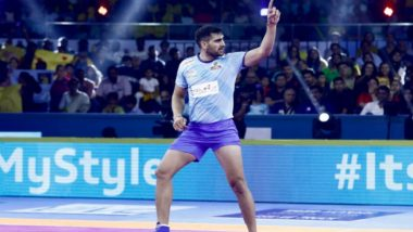 PKL 7 Match Results: Rahul Chaudhry, Manjeet Chillar Shine in Tamil Thalaivas Emphatic Win Over Telugu Titans 39-26