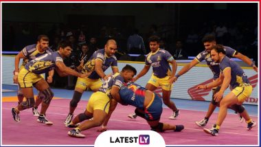 PKL 2019 Dream11 Prediction for Tamil Thalaivas vs U Mumba: Tips on Best Picks for Raiders, Defenders and All-Rounders for TAM vs MUM Clash
