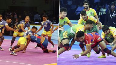 Tamil Thalaivas vs Patna Pirates, PKL 2019 Match Free Live Streaming and Telecast Details: Watch TAM vs PAT, VIVO Pro Kabaddi League Season 7 Clash Online on Hotstar and Star Sports