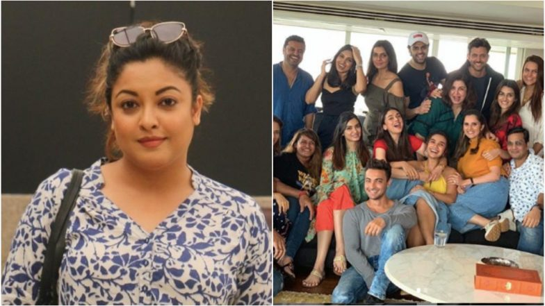 Tanushree Dutta Asks What Happened to All the Feminists of Bollywood After Farah Khan, Neha Dhupia and Others Party With #MeToo Accused Vikas Bahl for Super 30 Bash